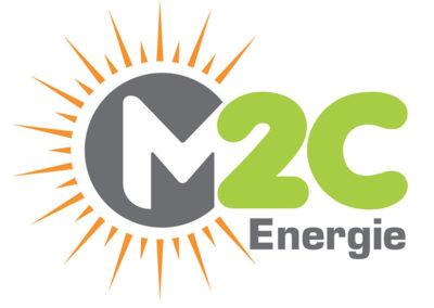 Logo M2C énergie
