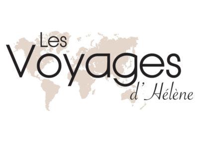 Logo les Voyages d'Hélène
