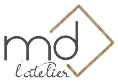 Logo MD l'Atelier