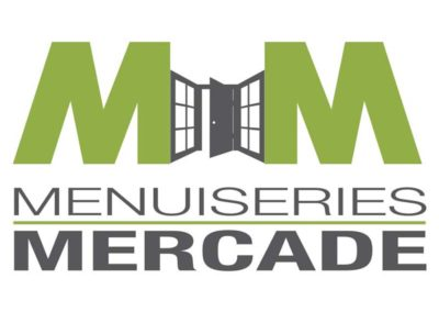 Logo Menuiseries Mercade