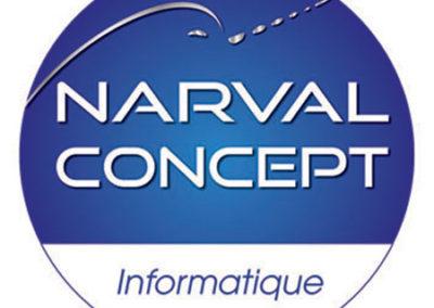 Logo Narval Concept Informatique - Villeneuve d'Aveyron