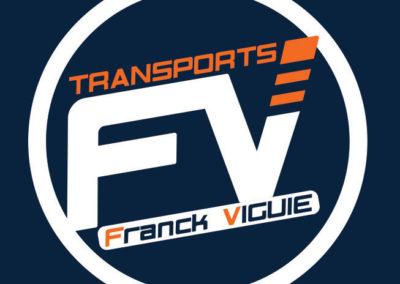 Logo Transports Franck Viguie
